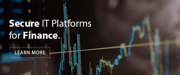 Secure IT Platforms for Finance